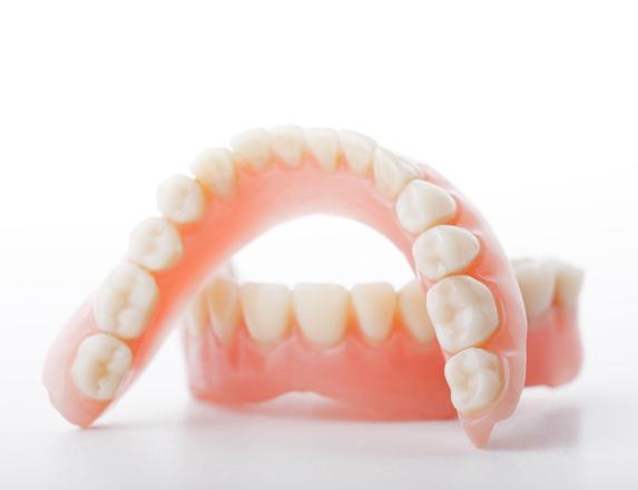 What Are Dentures & Partial Dentures