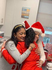 Ballantyne Facebook Christmas Happy Hugs