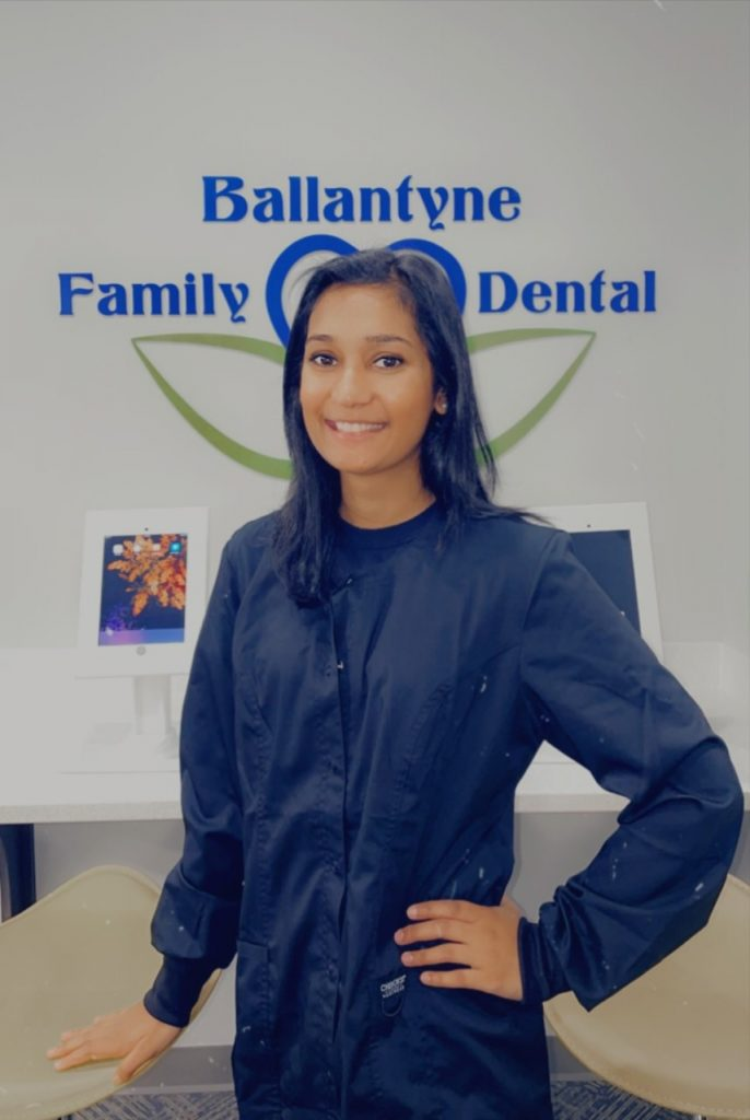 sonam dental assistant